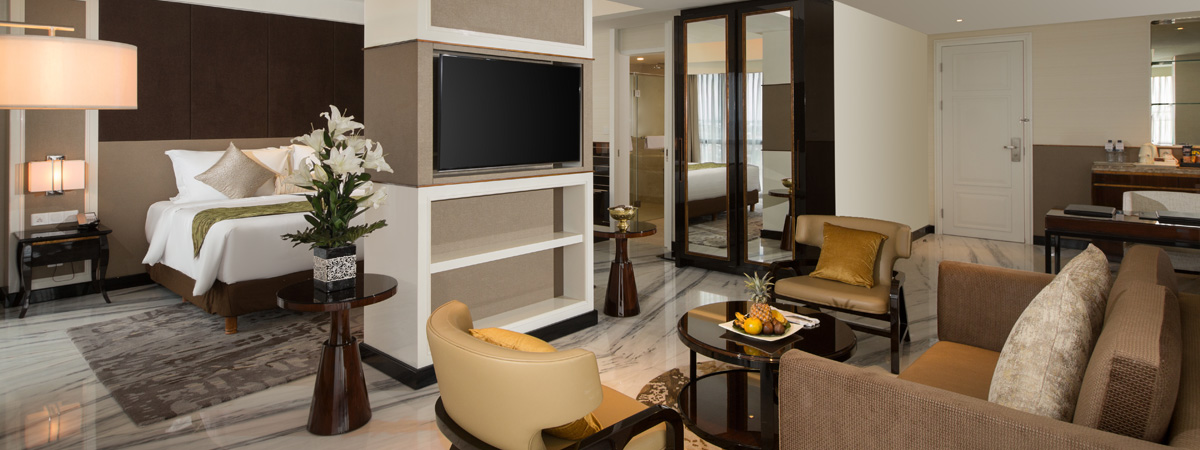 Bussines Suite Room Swiss Belboutique Yogyakarta