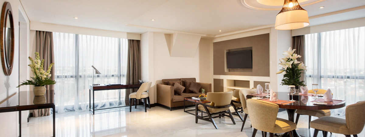 Executive Room Swiss BelBoutique Yogyakarta